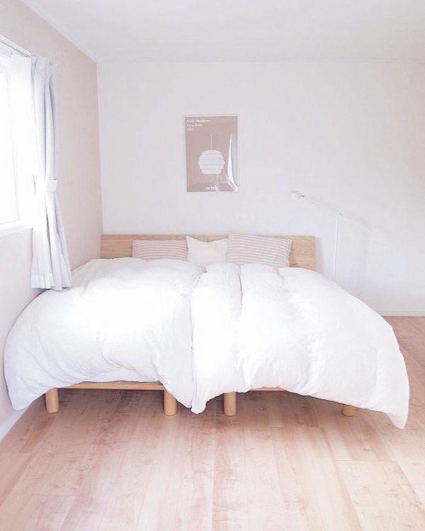 安眠に効果的な寝室インテリアの法則20