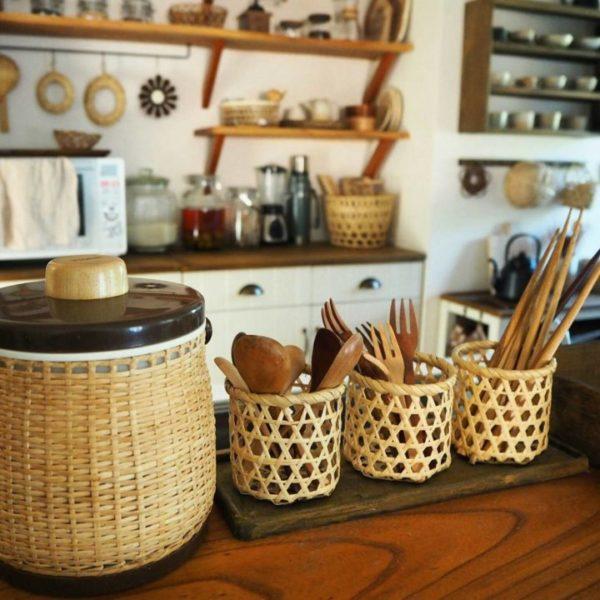 キッチン収納アイデア④ 食器類収納実例6