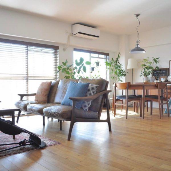 空間に合った家具の配置を大切に4