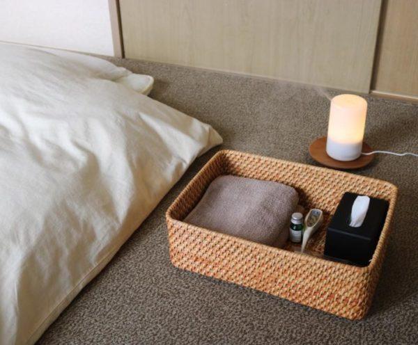 安眠に効果的な寝室インテリアの法則30
