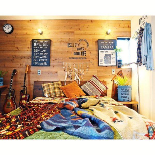 安眠に効果的な寝室インテリアの法則3