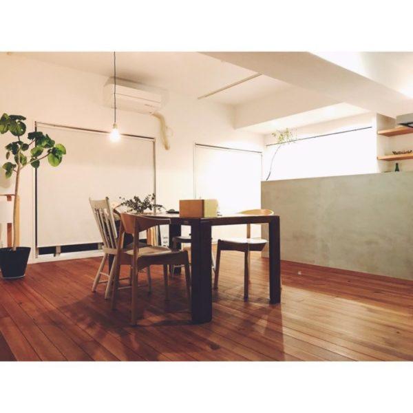 空間に合った家具の配置を大切に6