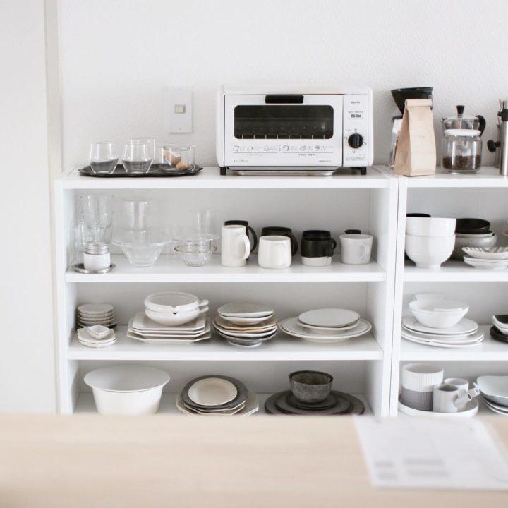 df7b247e90 食器収納アイデア48選♪100均で簡単&お洒落にできる実例をご紹介☆ | folk