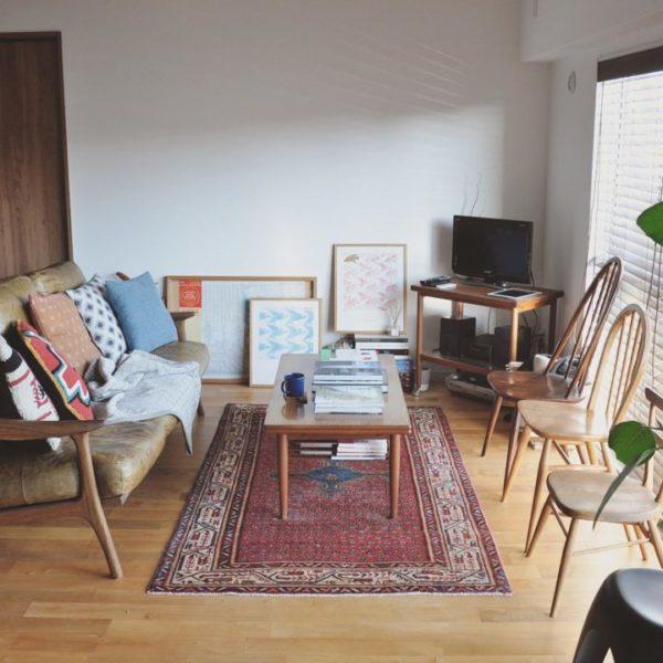 空間に合った家具の配置を大切に5