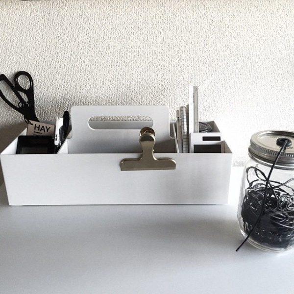 無印良品おすすめ収納アイテム③ ポリプロピレン収納キャリーボックス実例1