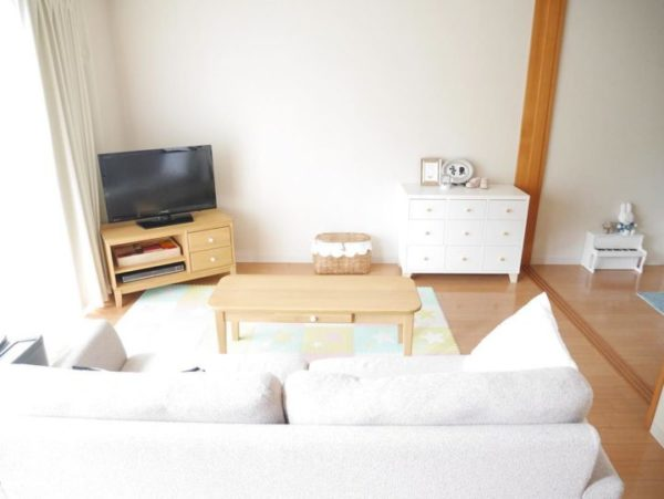 空間に合った家具の配置を大切に7