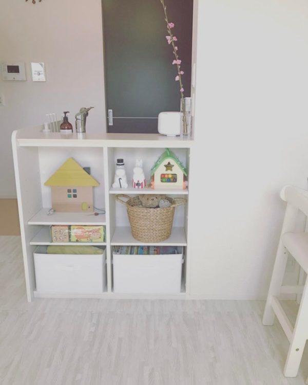 子供部屋収納4
