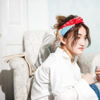 スカーフを上手に使ったヘアアレンジ100選☆髪型別に一挙ご紹介!