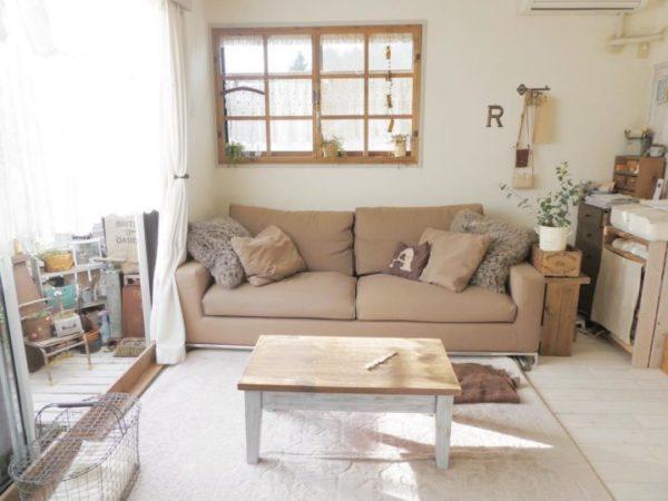 空間に合った家具の配置を大切に8