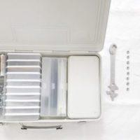 無印良品の次なるマストバイアイテムはこれ!ホワイトのスチール工具箱が人気上昇中♡
