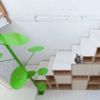家族のコミュニケーションが楽しいマイホームを♡素敵なリビング階段のインテリア集