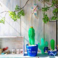 プチプラやハンドメイド品も★今大流行中の「サボテン」グッズコレクション15選