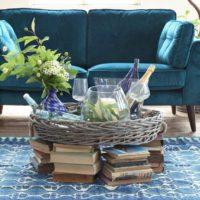 本のオシャレな飾り方&収納方法20選。本棚に並べるだけじゃないアイデアをご紹介します!