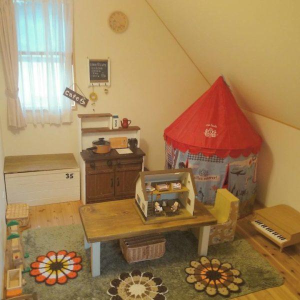 子供部屋収納7