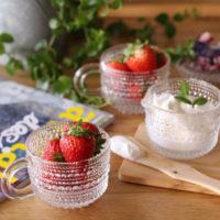 涼を感じる♪目にも爽やかなガラス食器を使って食卓を格上げしよう!