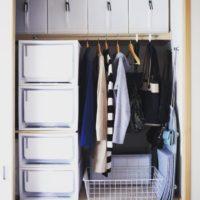 クローゼット収納アイディア50選♪クローゼットを上手に活用している実例をご紹介。