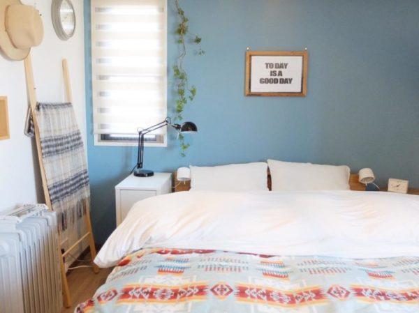 安眠に効果的な寝室インテリアの法則12