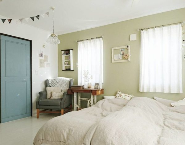 安眠に効果的な寝室インテリアの法則15