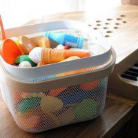 おもちゃ収納にはコレ!片づけ上手さんに学ぶIKEAアイテムの使い方8選