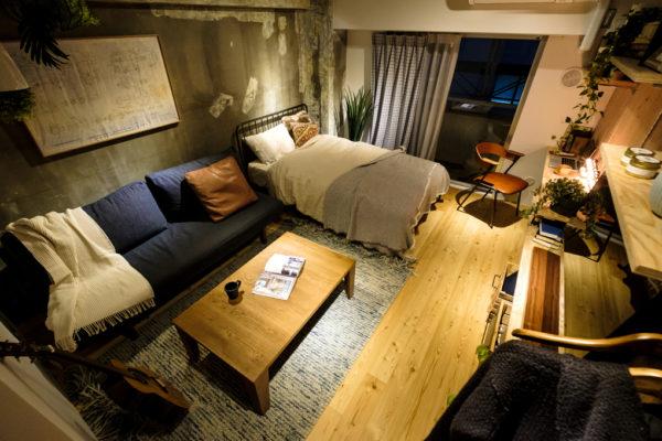 安眠に効果的な寝室インテリアの法則23
