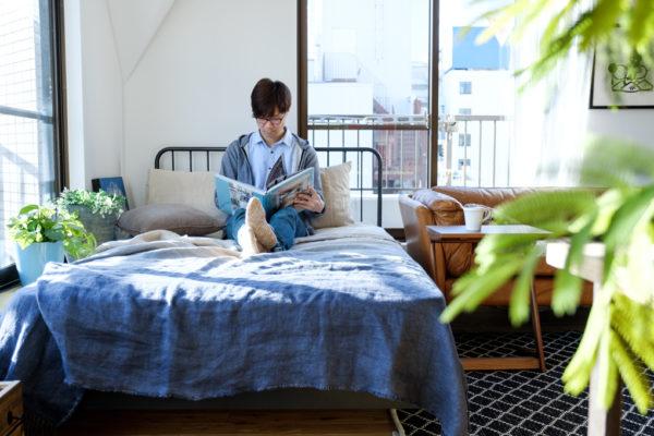 安眠に効果的な寝室インテリアの法則4
