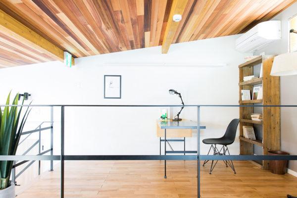インテリアレイアウト③部屋で仕事ができる空間作り