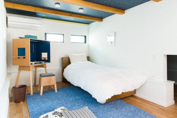 安眠に効果的な寝室インテリアの法則7