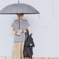 雨の日だってオシャレしよう♡オシャレさんの気になる雨コーデは?