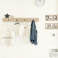 使い勝手抜群!無印良品の「壁に付けられる家具」を使ったインテリア実例集