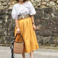 夏もモリ袖で女性らしく♡GUの夏の薄着もお洒落な雰囲気になるモリ袖トップス♡