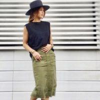 大人女子はタイトスカート♡おすすめ夏のタイトスカートコーデ集