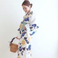 夏の浴衣フェスティバル♡お祭りに似合う大人女性の浴衣コーデ16選