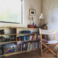 「きれい」が続く、お気に入りの本や雑誌の素敵な収納術