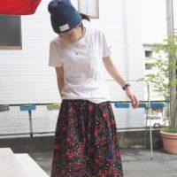 championTシャツを使った大人女子コーデ15選♪シンプルTシャツでオシャレ度アップ♡