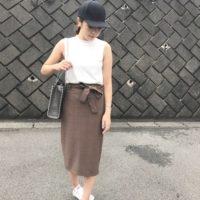 GUのタイトスカートが大人っぽくて可愛い♡綺麗なシルエットをプチプラでGETしよう!