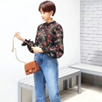 DHOLICの秋コーデ15選☆秋もかわいい韓国ファッションを真似しよう♪
