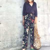 GU、ユニクロで作るおしゃれな初秋のリアルコーデ!周りから浮かない夏から秋へのファッション計画♪