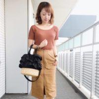 ユニクロのブラウンカラーコーディネート☆秋コーデにはブラウンカラーが欲しくなる♡