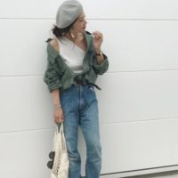 夏の名残を感じながら着る秋コーデ☆秋に向けて学ぶおしゃれファッション!