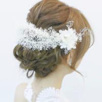 花嫁の髪型特集☆人生の晴れ姿を素敵なヘアスタイルで演出しよう♡
