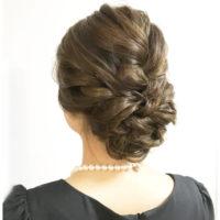 秋のお呼ばれヘアに♡セルフで簡単可愛いのに、手順付きですぐにできるアレンジ15選♪