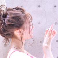 暑さを見せない!今年おすすめの涼やか夏アレンジヘアで大人可愛く夏を乗り切る!