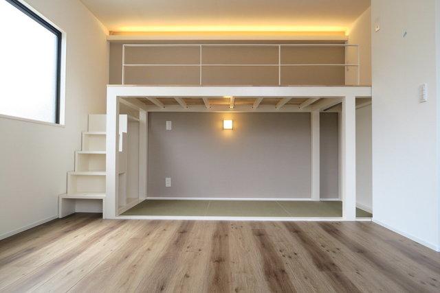 階段下スペース例