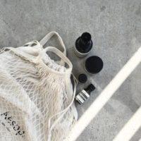 ファッションアイテムにも収納アイテムにもなる!万能すぎるネットバッグの素敵な使い方をご紹介♪