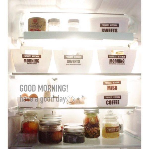 冷蔵庫収納アイデア集2