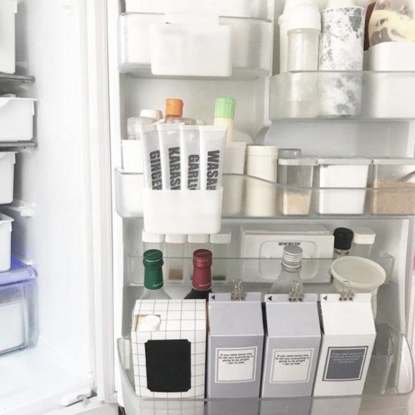 冷蔵庫収納アイデア集29