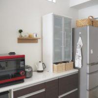1度使ってみて!無印良品の壁に付けられる家具「棚」を使ったおしゃれなインテリア
