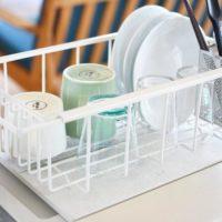 キッチンに欠かせない水切りカゴ☆おしゃれ主婦のアイディアをご紹介。