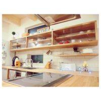 キッチンも好みのスタイルでコーデしましょう♪実用性とオシャレを兼ねた素敵なキッチンインテリア