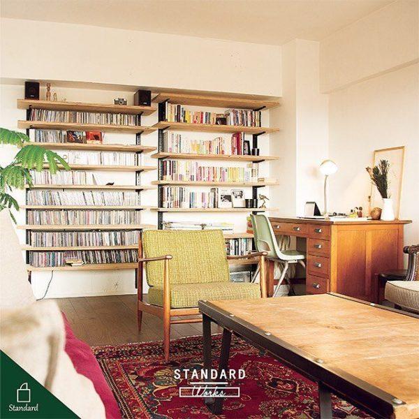 本棚をDIY64
